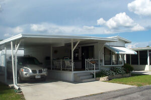 ROULOTTE A LOUER / TRAILER FOR RENT OR FOR SALE - ZEPHYRHILLS,