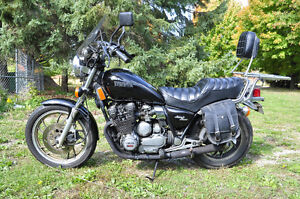 Your chance to own a classic! 1982 Yamaha XJ650 Maxim. London Ontario image 1