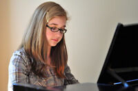 Music Lessons:  Piano, Voice or Violin