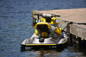 2001 Seadoo XP limited 951cc and trailer