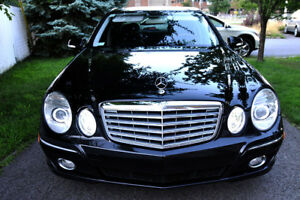 2007 Mercedes-Benz E Class E350 4Matic Excellent