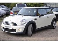 2014 MINI Hatch 1.6 One D 3dr