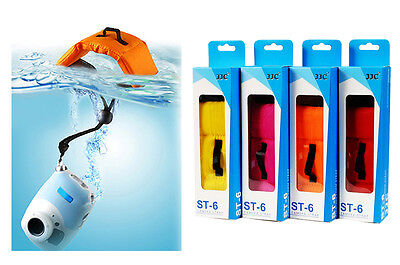 Farbe Wasserdichte Kamera (Unterwasser Kameraschlaufe für wasserdichte Kameras Farbe GELB)
