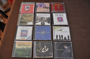 Christian CDs, Lot #1 - NEW PRICE