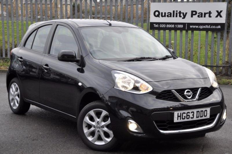2013 nissan micra 1 2 acenta 5dr in harrow london gumtree. Black Bedroom Furniture Sets. Home Design Ideas