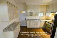 Gorgeous main floor two bedrooms! Check this one out!