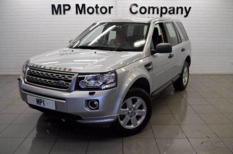 2014 63 LAND ROVER FREELANDER 2.2 TD4 GS