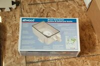 Attwood Shower Sump 750