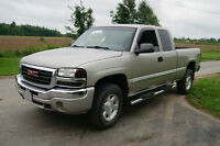 2005 GMC Sierra 1500 EXt 2plus2years warranty 4X4 Pickup Truck