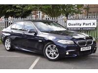 2013 BMW 5 Series 3.0 530d M Sport 4dr