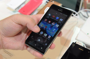 Sony J