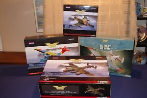 Large collection of 1:72 scale diecast model aircraft