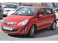 2012 Vauxhall Corsa 1.3 CDTi ecoFLEX 16v Active 5dr (a/c)