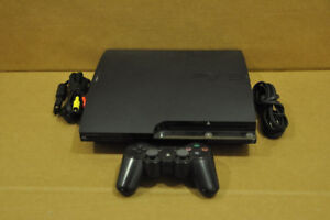 PS3 for free my son doesn't want it he got a new PS4