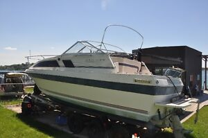 1985 Bayliner Ciera Sunbridge as is