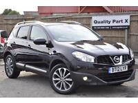 2012 Nissan Qashqai 1.6 dCi Tekna 2WD 5dr (start/stop)