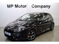 2011 11 ABARTH PUNTO EVO 1.4 ABARTH 163 BHP 3DR 6SP SPORT HATCH 63,000M FSH,