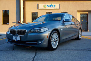 2011 BMW 535i EXECUTIVE PACKAGE, NAVIGATION, COMFORT SEATS