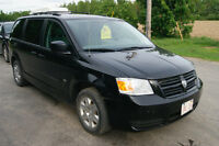 2009 Dodge Grand Caravan SE LOADED AUTO STOW AND GO Minivan, Van