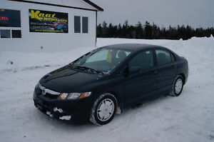 2011 Honda Civic auto loaded Sedan