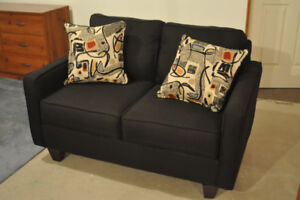 Brindon loveseat from Tepperman's