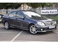 2011 Mercedes-Benz C Class 2.1 C220 CDI BlueEFFICIENCY Sport 4dr
