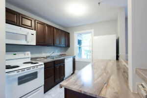 RENOVATED ONE BEDROOM STEPS FROM QE2 HOSPITAL IN SUITE LAUNDRY!!