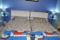 Kids Twin beds with matress