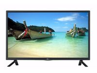 "LG 32"" smart LED Tv 2015 model Netflix YouTube apps warranty Free delivery"
