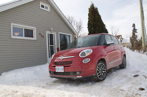 2014 Fiat Other Lounge Hatchback