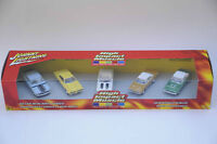 JOHNNY LIGHTNING HIGH IMPACT MUSCLE 5 CARS SET ENSEMBLE DIE CAST