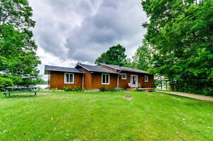 Wonderful property located at less than 60 min from the city.