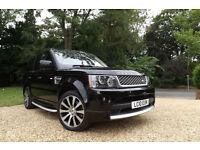 2010 Land Rover Range Rover Sport 3.6 TDV8 Autobiography Sport LE COMMANDSHIFT