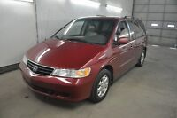 2002 Honda Odyssey Leather Loaded!! Easy Credit Approval!