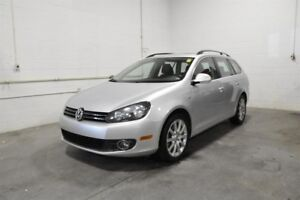 2014 Volkswagen Golf wagon Wolfsburg Edition 2.0 TDI 6sp DSG at