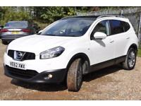 2013 Nissan Qashqai+2 1.6 dCi Tekna 4WD 5dr (start/stop)