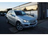 2011 MERCEDES M-CLASS ML300 CDI 3.0 DIESEL BLUEEFFICIENCY SPORT AUTOMATIC 4X4 D