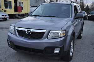 2008 Mazda Tribute 2.3L 105K, E-Certified, Finance Available.