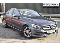 2015 Mercedes-Benz C Class 2.1 C220 CDI BlueTEC Sport 7G-Tronic Plus (s/s)