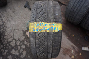 235/35/20 CONTINENTAL EXTREME CONTACT SUMMER TIRE