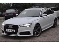 2015 Audi A6 Saloon 2.0 TDI ultra Black Edition S Tronic 4dr (start/stop)