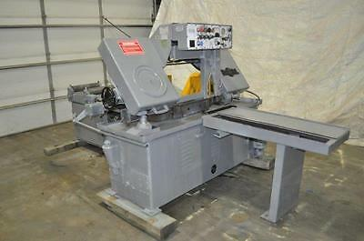 Doall Model C-80 Automatic Horizontal Bandsaw Stock Number 1089