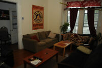 HUGE 4 Bedroom Sublet- 5 minutes from the Metro. *JULY 1st*