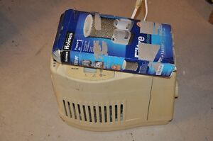 humidifier with extra filter