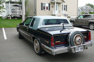 Cadillac DeVille Gold Edition 1988