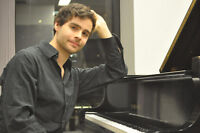 Pianist/Composer offering music lessons!