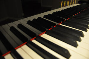 Private piano lesson with a grand piano (Point grey/ Dunbar)