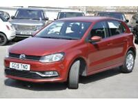 2015 Volkswagen Polo 1.4 TDI BlueMotion Tech SE (s/s) 5dr