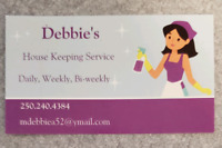 Debbie's House Keeping Service