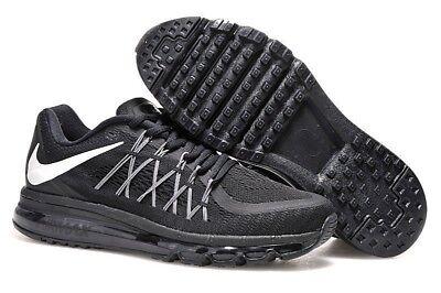 Nike Air Max 2014 2015 2016 2017 Flyknit 360 Running Shoes Kicks Mens